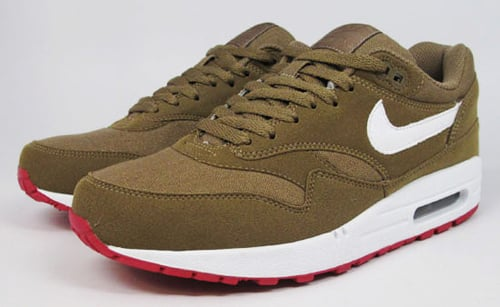 "Nike Air Max 1 ""Brown Kelp"" @ 21 Mercer NYC"