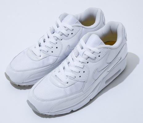 "Nike Air Max 90 ""White Pack"""