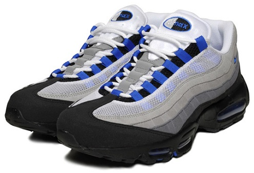 "Nike Air Max 95 ""Blue Spark"" - Release Information"