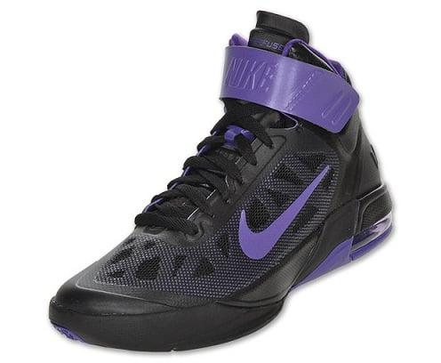 Desarrollar Otoño Enfermedad  Nike Air Max Fly By - Black/Varsity Purple | SneakerFiles
