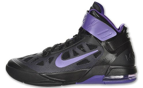 Nike Air Max Fly By - Black/Varsity Purple