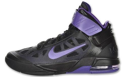 Nike Air Max Fly By - Black/Varsity Purple