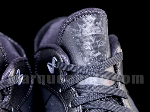 "Nike Air Max Lebron 8 V/2 Low ""Blackout"" - New Images"