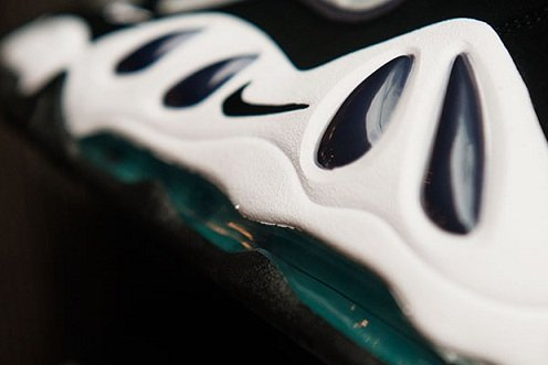 Nike Air Max Uptempo III ('97) - White/Black/Grey/Teal