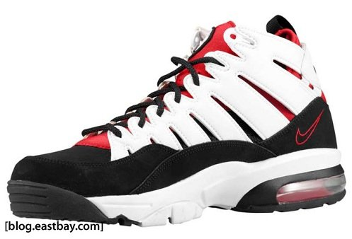 low priced 99ff6 fd5d8 Nike Air Trainer Max 2  94 - White Black-Varsity Red