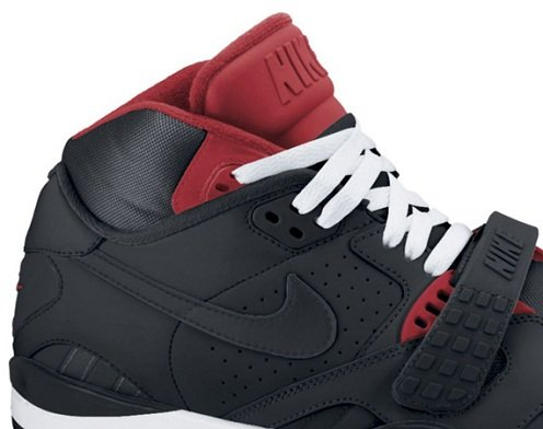 Nike Air Trainer SC II Black/Black-Varsity Red - Available Now
