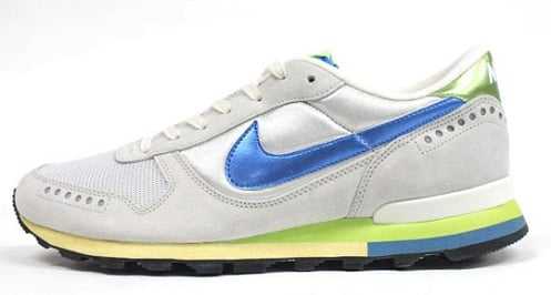 Nike Air Venture Vintage - Grey/Blue/Green