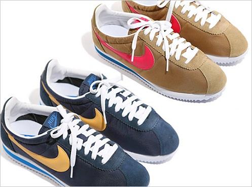 Nike Cortez Classic - Nylon Pack