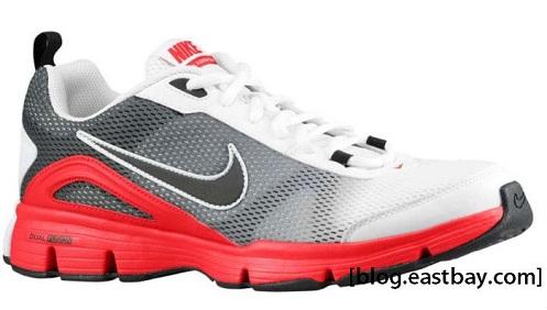 meet d1cdd a2b3f Nike Dual Fusion TR II - White Black-Sport Red