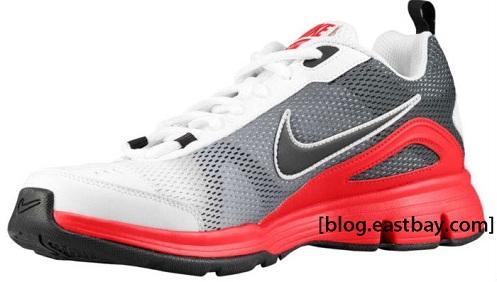 Nike Dual Fusion TR II - White/Black-Sport Red