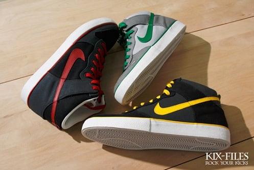 Nike Dunk High AC QS Canvas