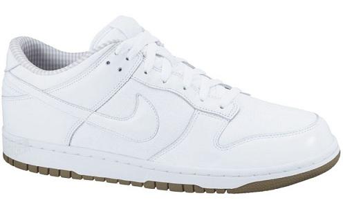 Nike Dunk Low CL - White/Tech Grey