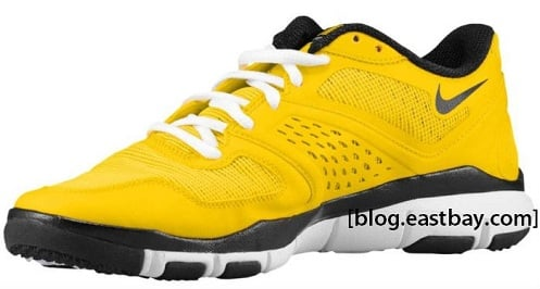 Nike Free TR2 - Varsity Maize/White-Black