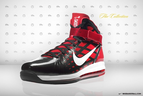 Nike Hyperdunk 2010 - Lamarcus Aldridge Playoff PE