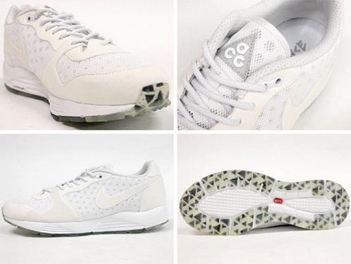 Nike Lunar Vengeance ACG Terra - White/White