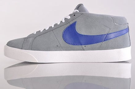 "Nike SB Blazer Mid CS - ""Dual Swoosh"""