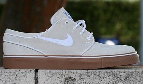 Nike SB Stefan Janoski Low - Khaki/Gum