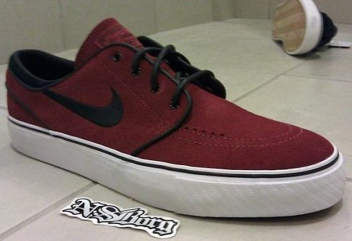 Nike SB Zoom Stefan Janoski - Team Red