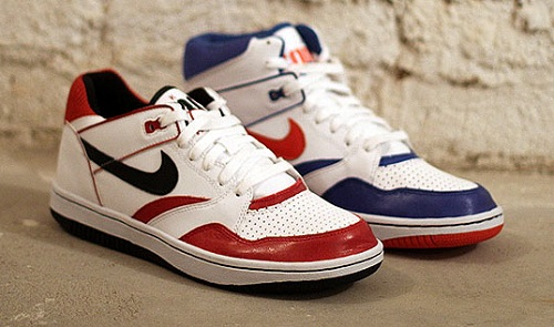 "Nike Sky Force High & Low - ""Knicks"" & ""Bulls"""