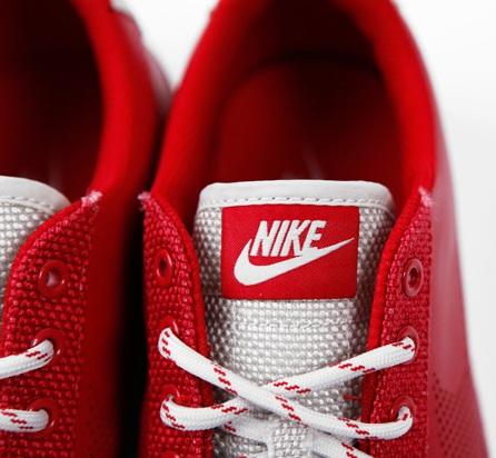 Nike Sportswear Blazer Low - Red/White