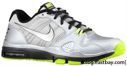 Nike Trainer 1.2 Silver/Volt