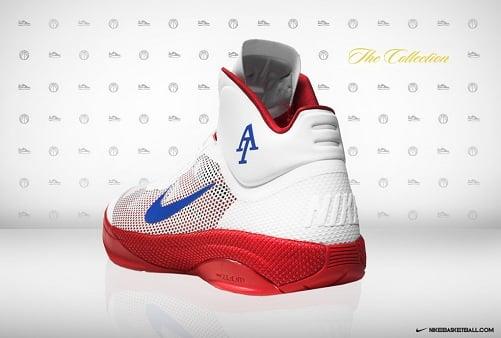 Nike Zoom Hyperfuse - Andre Iguodala Playoff PE