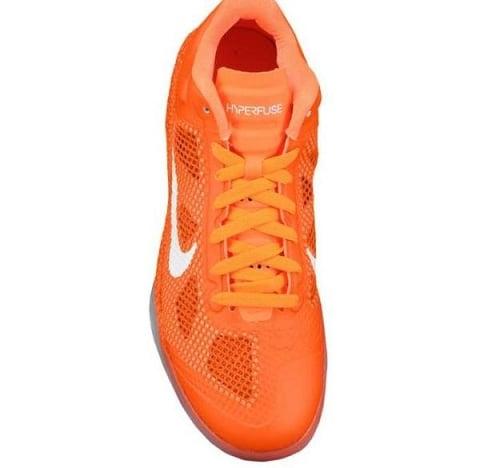 Nike Zoom Hyperfuse Low - Team Orange