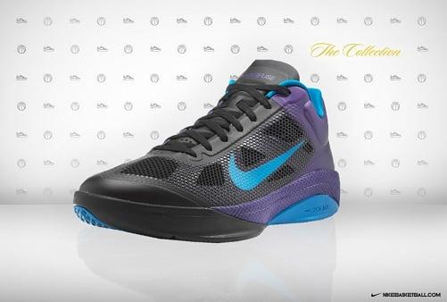 Nike Zoom Hyperfuse Low - Trevor Ariza Playoff PE