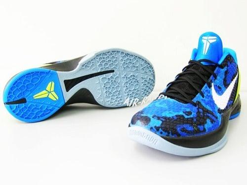 "Nike Zoom Kobe VI (6) ""Blue Camo"""