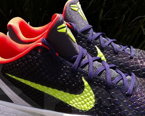"Nike Zoom Kobe VI ""Chaos"" - New Images"