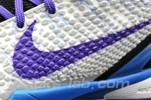 "Nike Zoom Kobe VI ""Draft Day"" - A Closer Look"