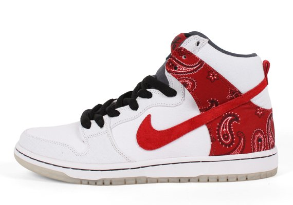san francisco cd309 01374 Nike SB Dunk High 'Cheech & Chong' - New Images | SneakerFiles
