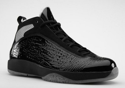 Release Reminder: Air Jordan 2011 Black/Dark Charcoal