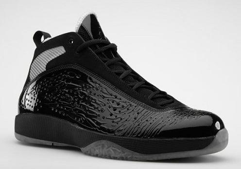 Release Reminder: Air Jordan 2011 Black/Dark Charcoal