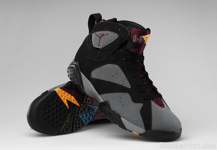 "Release Reminder: Air Jordan Retro VII (7) ""Bordeaux"""