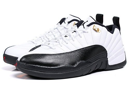 "Release Reminder: Air Jordan Retro XII (12) Low ""Taxi"""