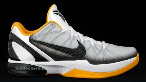 """Release Reminder: Nike Zoom Kobe VI (6) """"Del Sol"""""""