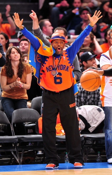 Spike Lee Welcomes New York Knicks Home in Spizike PEs