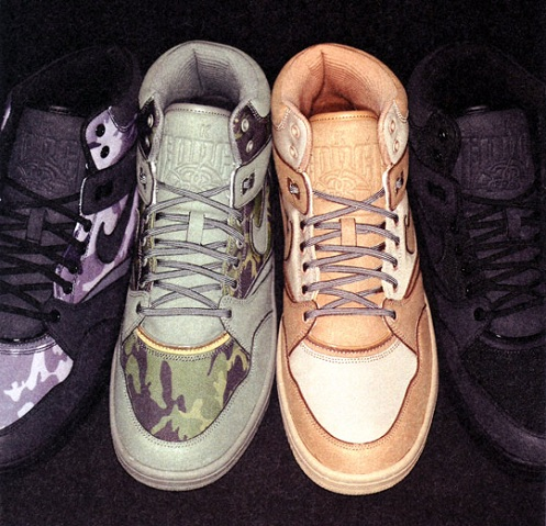 Stussy x Nike Sportswear Sky Force 88 Mid - Sneak Peek