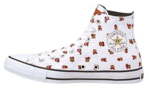 Super Mario Bros x Converse Chuck Taylor All Star