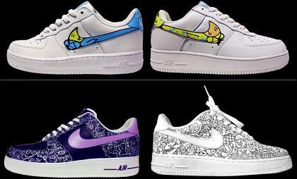 9e89d8186b816 TRIPLEZED - Sneaker Customs | SneakerFiles