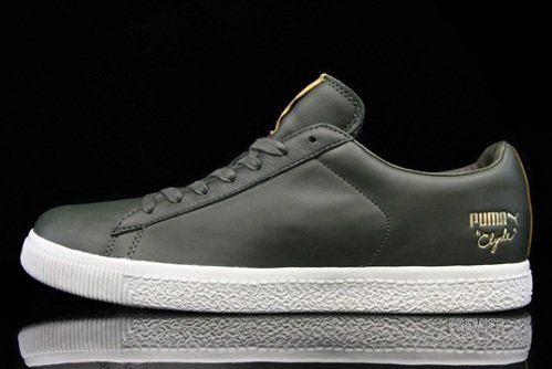 """Undefeated x Puma Clyde - """"Stripe Off"""" Collection"""