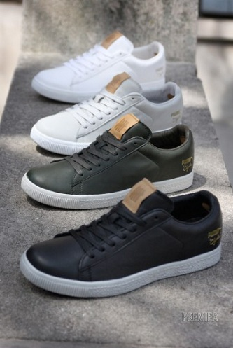 "Undefeated x Puma Clyde - ""Stripe Off"" Collection"