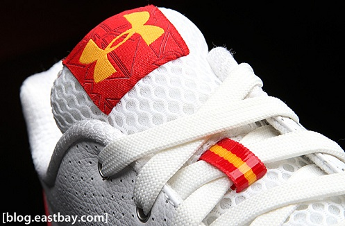 """Under Armour Micro G Black Ice Low """"Warriors"""""""