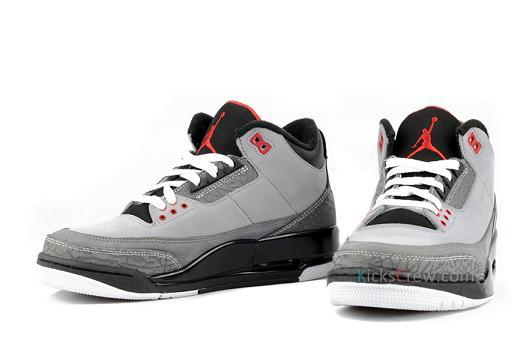 huge discount d042a 87377 More new images have surfaced of the Air Jordan III Retro ...