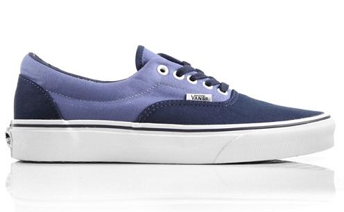 Vans Era - Captain's Blue/White