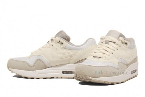 3692c8b7c674 Women s Nike Air Max 1 ND - Tech Grey Sail-White