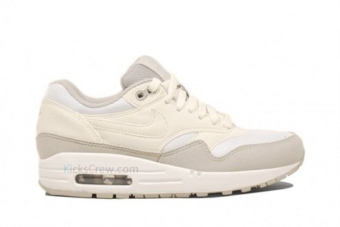 Nike Air Max White And Grey