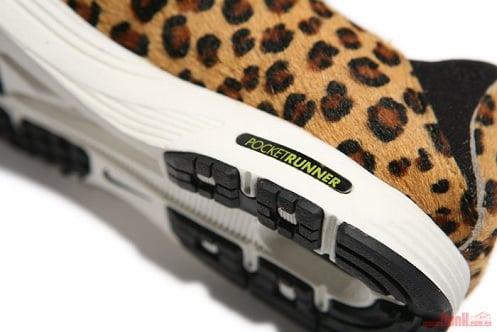 Women's Nike Pocket Runner QS - Animal Pack
