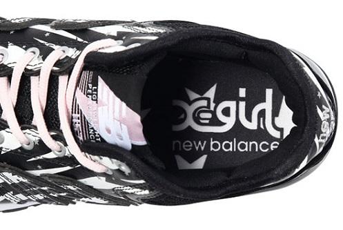 X-Girl x New Balance H574